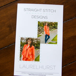 Laurelhurst Paper Sewing Pattern