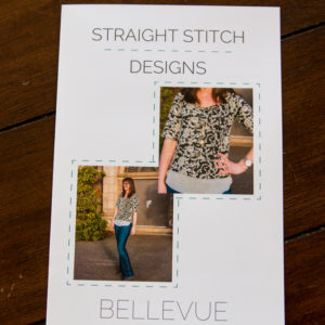 Bellevue Paper Sewing Pattern