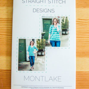Two New Paper Patterns - Straight Stitch Designs