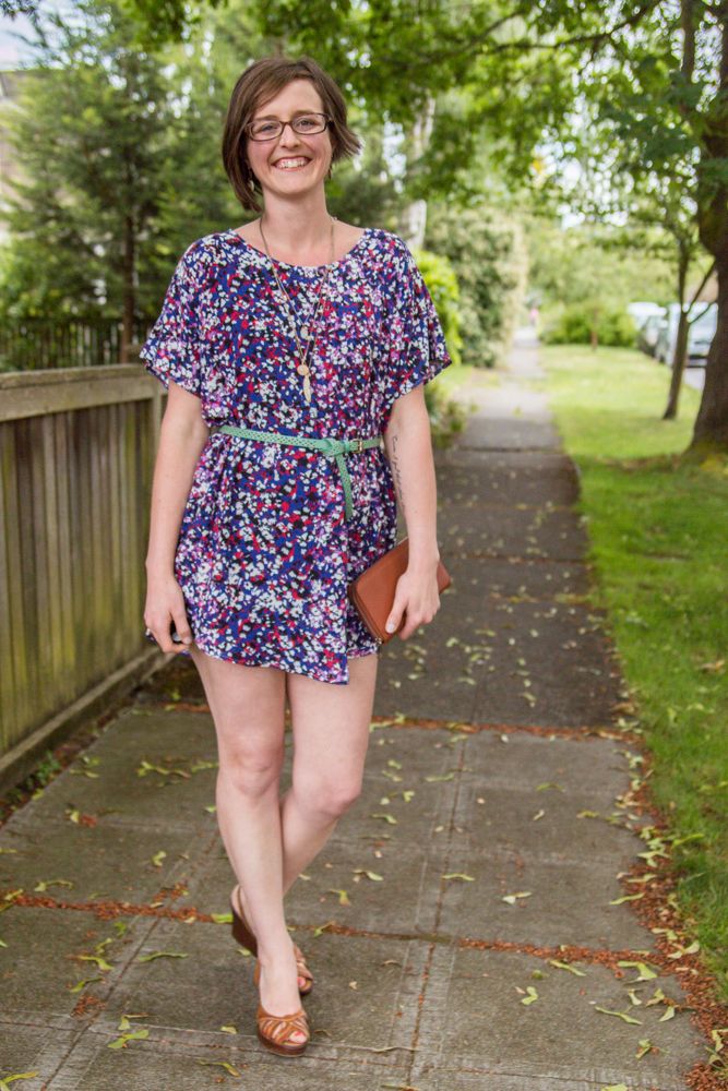 Free Carkeek Dress Pattern from Straight Stitch Designs