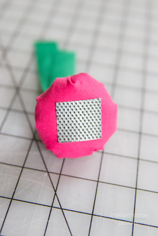 Velcro Toss Game by Straight Stitch Designs