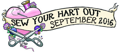 Sew Your Hart Out September