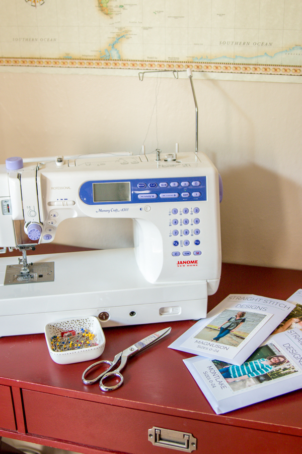 Sewing Workshops in Seattle | Straight Stitch Designs