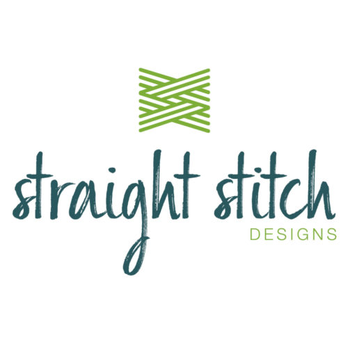 Straight Stitch Designs